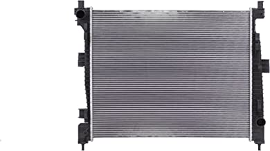 Radiator - Cooling Direct Fit/For 13656 16-18 Dodge Durango 3.6L R134a 16-17 Jeep Grand Cherokee 3.0/3.6L Standard/Heavy-Duty Plastic Tank Aluminum Core