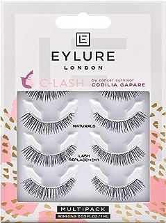 Eylure Eyl C-Lash Naturals Multipack 4