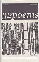 32 Poems magazine: Vol. 2 No. 2 Fall/Winter 2004