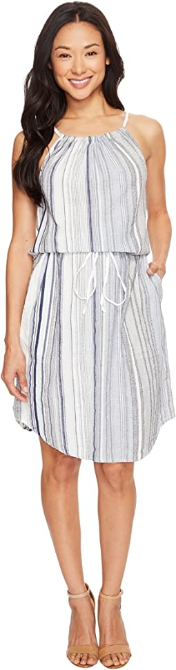 Coast Stripes Strappy Dress