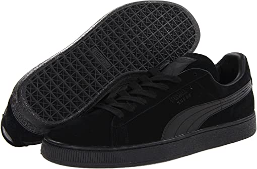 mens black puma sneakers