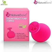 NatureBond Silicone Breast Pump Stopper
