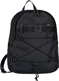 Tom Tailor Acc Jon, bolso mochila para Hombre, negro, L