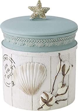 Avanti Linens Farmhouse Shell Jar, Multicolor