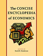 Best the concise encyclopedia of economics Reviews