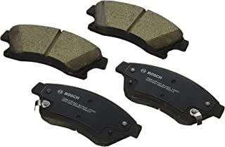 Bosch BC1522 QuietCast Premium Ceramic Disc Brake Pad Set For: Chevrolet Cruze, Cruze Limited, Sonic, Front