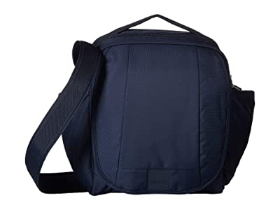Pacsafe Metrosafe LS200 Anti-Theft Shoulder Bag (Deep Navy) Shoulder Handbags