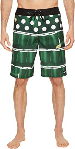 St. Paddy's Pong Boardshorts