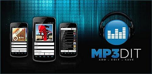 『MP3dit Pro』のトップ画像