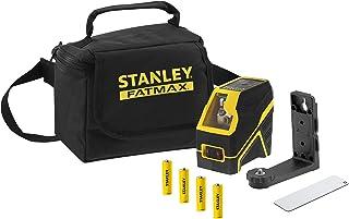 Stanley FCL-R Cross Line Alkaline Red Beam Laser, FMHT77585-1