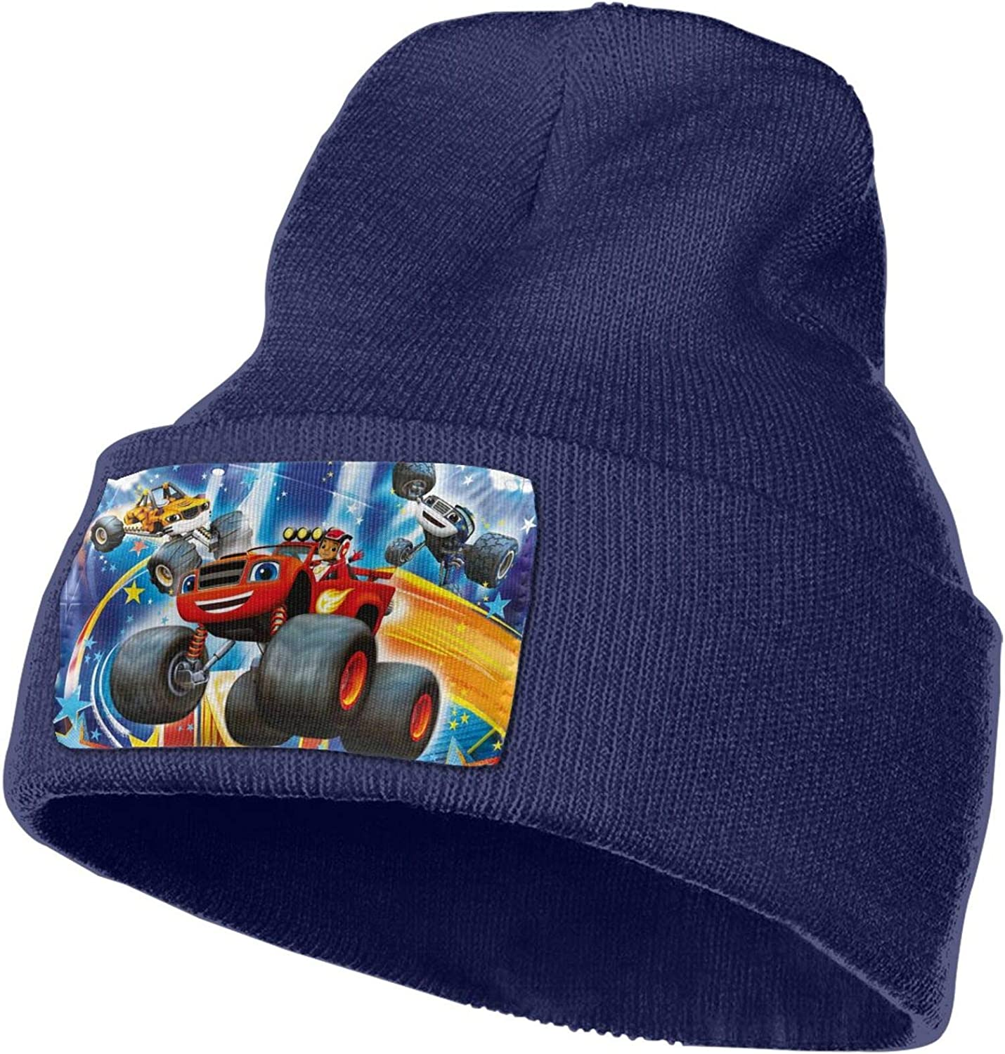 Oklahoma City Mall Helloword Max 71% OFF Blaze and The Monster Warm Winter Beani Machines Merch