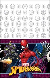 SPIDER MAN TABLE COVER