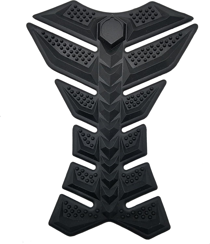 3D Black Rubber Side Tank Brand new Pad 600 GSXR Portland Mall for Protector 750 Suzuki