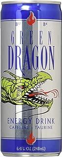 Green Dragon Energy Drinks Caffeine Drink, Regular, 8.4 Fluid Ounce (Pack of 24)