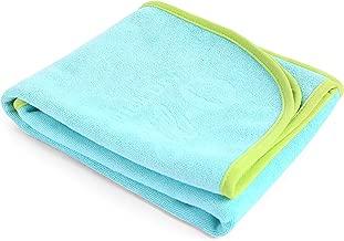 Quick Dry - SIL-Q Ultra Soft Premium Baby Bath Towel | Newborn Baby Towels - Multicolor (Sea Green)