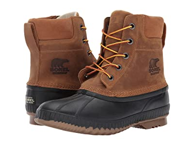 SOREL Cheyanne II (Chipmunk/Black) Men