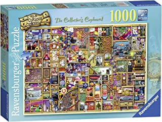 The Collector's Cupboard 1000 PC Puzzle