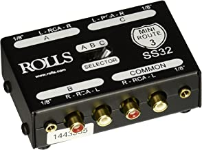 4 way selector switch