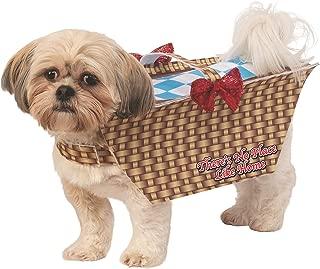 Rubie's Wizard of Oz Toto Basket Pet Costume