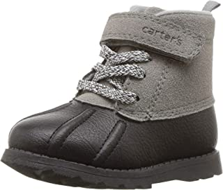 Carter's Kids Boy's Bram Grey Boot Fashion
