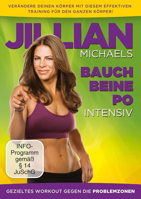 Jillian Michaels   Bauch, Beine, Po intensiv Amazon.de Jillian ...