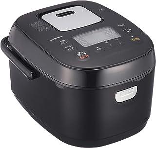 アイリスオーヤマ IH炊飯器 5.5合 IH式 40銘柄炊き分け機能 極厚火釜 玄米 2020年モデル ブラック RC-IK50-B