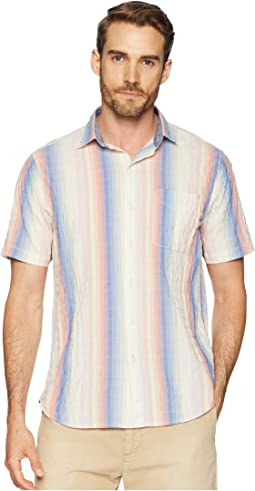La Prisma Stripe Camp Shirt