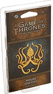A Game of Thrones LCG Second Edition: House Greyjoy Deck