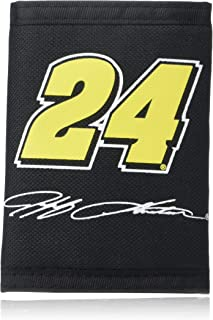 NASCAR Hendrick Motorsports Men's Signature Gordon Wallet, Black