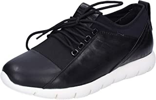 ALEXANDER SMITH Fashion-Sneakers Mens Leather Black