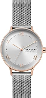 Skagen Nillson Three-Hand Minimalist Watch