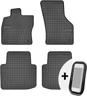 Gummimatten Auto Fußmatten Gummi Automatten Passgenau 4 teilig Set   passend für Skoda Superb 3 ab 2015