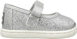 Silver Iridescent Glimmer