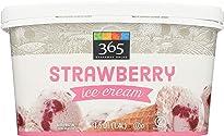 365 Everyday Value Strawberry Ice Cream, 48 oz (Frozen)