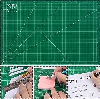 "DIYSELF Self Healing Cutting Mat 24"" x 36"", Double Sided, Non-Slip, Waterproof Hobby Mat, Large PVC Rotary Cutting Mats fo..."