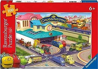 Chuggington Busy Day 100 Piece Puzzle