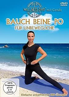 Bauch Beine Po für Unbewegliche-Einfache anglais