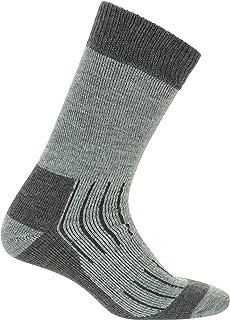 Mountain Warehouse, Merino Explorer Calcetines Termales - Calcetines Lisos del Cargador de la Costura del Dedo del pie, Calcetines Invierno Corrientes