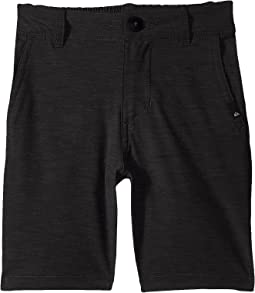 Union Heather Amphibian Shorts (Toddler/Little Kids)