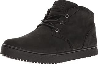 MOZO Men's Finn Chukka Slip Resistant Leather Boot