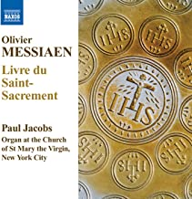 Best messiaen livre du saint sacrement Reviews