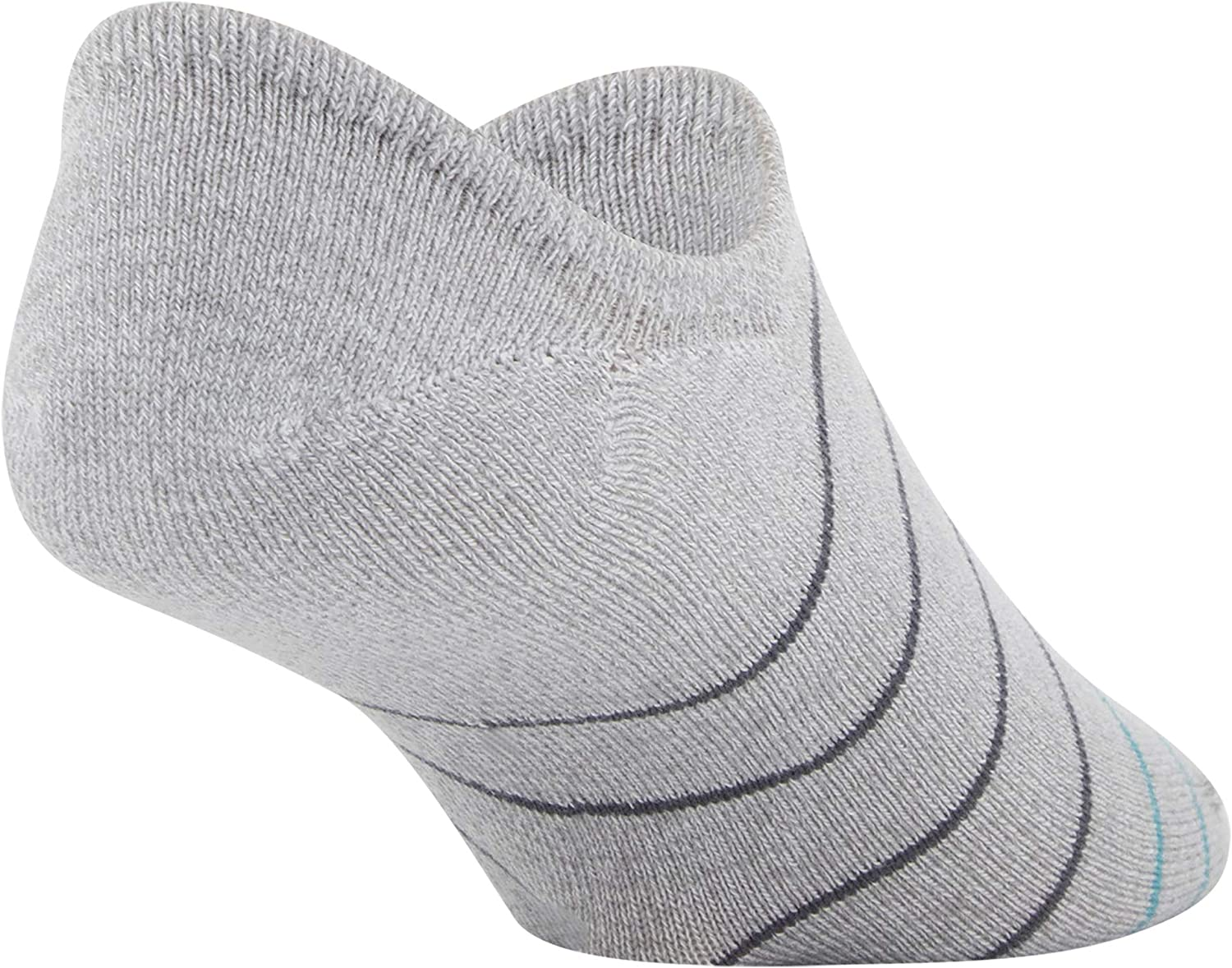 Gold Toe Men's Oxford Invisible Socks, 3-Pairs