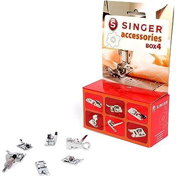 Singer Kit Accessoires 4 - Kit de Accesorios nº 4 para máquina de ...