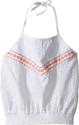 Mabel Woven Tank Top (Toddler/Little Kids)