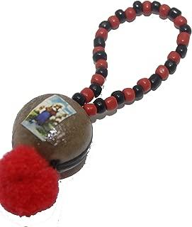 Santo Niño de Atocha Red Bracelet Ojo de Venado - Ojo de Venado Santo Niño de Atocha