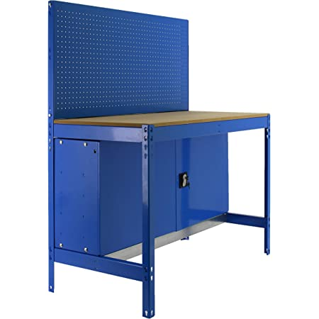 Simonrack 448100212000900 Kit bt-2 locker 900 bleu