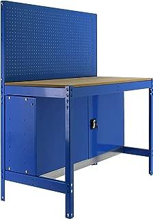 910 x Ht 610 mm KIT SIMONWORK BT3 BOX 900 GRIS Simonwork Etabli 3 niveaux//1 tiroir 875 Kg L 338100021159062 Simonrack 1445 x P