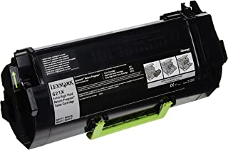 621x Extra High Yield Return Program Toner Cartridge