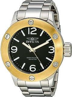 [インヴィクタ]Invicta 腕時計 Russian Diver Analog Display Japanese Quartz Silver Watch 18580 メンズ [並行輸入品]