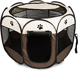 BIGWING Style Parque Mascota de Juego Entrenamiento